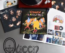 Queen/The Vinyl Collection – Italy
