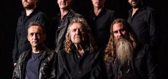 "Robert Plant on Disbanding Led Zeppelin, ""We knew that (John) Bonham was irreplaceable."""