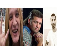 Sebastian Bach, Billy Ray Cyrus, Godsmack's Sully Erna Video