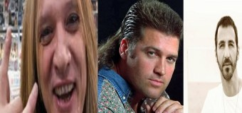 Sebastian Bach, Billy Ray Cyrus, Godsmack's Sully Erna Video