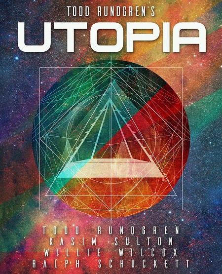 Todd Rundgren's Utopia 2018 Tour Announced