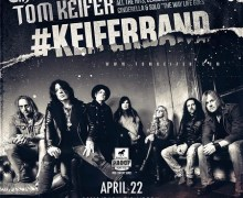 Tom Keifer @ Proof Rooftop Lounge​ – FREE Show – 2018