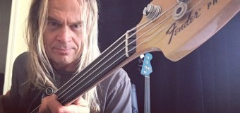 Tony Franklin Bass Instruction Book Coming