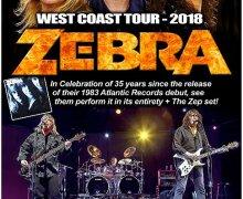 Zebra 2018 Las Vegas, Scottsdale, Phoenix VampdVegas, BLK Live – BAND