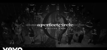 """A Perfect Circle """"Disillusioned""""  Official Video Premiere"""