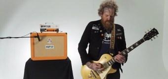 Mastodon's Brent Hinds Talks About His Signature Terror Amp