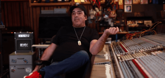 Chris Lord-Alge Interview – Talks Muse, Joe Cocker, Techniques, History, Mixing Tips, SSL