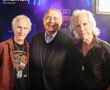 The Doors on Dan Rather – The Big Interview – John Densmore & Robby Krieger