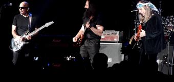 Watch Uli Jon Roth, Joe Satriani & John Petrucci Perform in Moscow, Russia