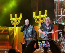Glenn Tipton @ Judas Priest Newark, NJ Concert – Footage/Photos
