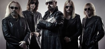 """Judas Priest """"Never the Heroes"""" New Song Premiere"""