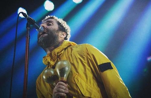 Liam Gallagher Cancels Concert @ Club Audio in São Paulo, Brazil - South America Tour 2018