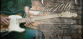 Richie Kotzen 2018 Tour Announced (UK/Europe) – Dates/Tickets