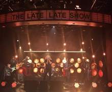 Robert Plant on James Corden – The Late Late Show