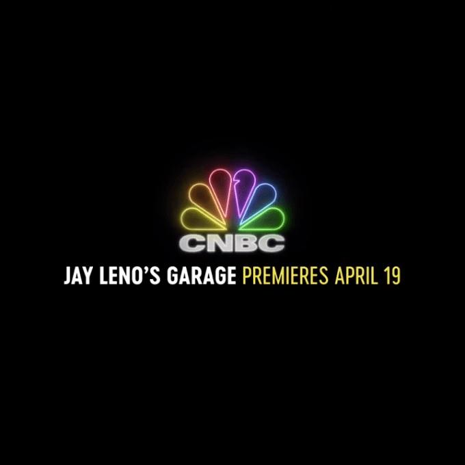 Jay Leno's Garage W/ James Taylor Season Premiere