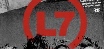 L7 Documentary Screening @ Inspire Theatre – Punk Rock Bowling and Music Festival Las Vegas