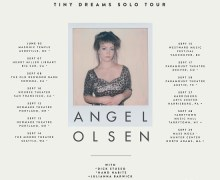 Angel Olsen 2018 Tour Announced – US/Canada – North America