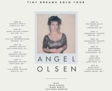 Angel Olsen 2018 Tour Announced – US/Canada – North America
