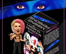 Missing Persons – Dale Bozzio – Bobble Head Doll – 'Lost 80's Live' Tour Dates 2018