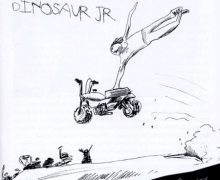 Dinosaur Jr: 'Ear Bleeding Country – The Best Of' to be Reissued LP/CD/Vinyl/Bonus – Greatest