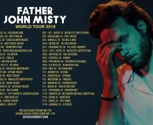 Father John Misty 2018 Tour Announced – US/UK/Europe