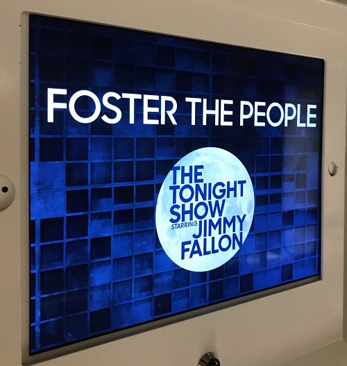 Foster the People on Jimmy Fallon - The Tonight Show 2018