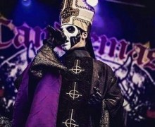 Metallica: Ghost & Candlemass to Perform @ 2018 Polar Music Prize Event Stockholm, Sweden