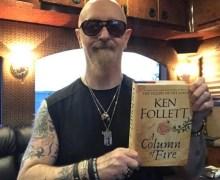 'A Column of Fire' by Ken Follett