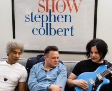 Jack White on Stephen Colbert – The Late Show