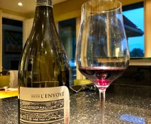 "Recommended:  Maison L'Envoye Pinot Noir ""Two Messengers"" from Willamette Valley"