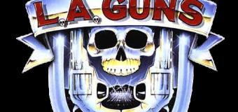 L.A. Guns 2018 UK/Europe Tour Announced – England – London, Newcastle, Manchester, Paris, Essen