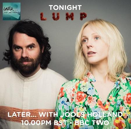 Laura Marling: LUMP on Jools Holland - BBC 2 - 2018