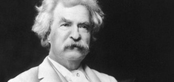 "Mark Twain, ""A person with a new idea is a crank…."" – Quote of the Day"