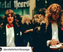 """Megadeth @ The Decline of Western Civilization """"The Metal Years"""" Premiere"""