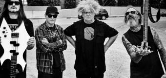 Melvins 2018 Tour Launch – Baltimore, Boston, Los Angeles, Las Vegas, Seattle, NY, Phoenix