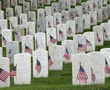 """John McCain, """"Today we honor the Americans who sacrificed everything"""""""