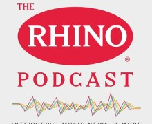The Rhino Podcast: Micky Dolenz and Andrew Sandoval Interview