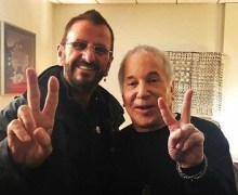 Paul Simon w/ Ringo Starr @ Hollywood Bowl – 2018 Farewell Tour