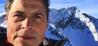 "Rob Lowe: ""28 years of sobriety/recovery"""