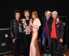 """Rolling Stones w/ Florence Welch London 2018 """"Wild Horses"""" Video – 'No Filter' Tour"""