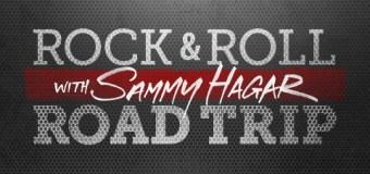 Sammy Hagar w/ Paul Rodgers & Todd Rundgren on Rock & Roll Road Trip