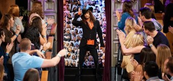 Steven Tyler on James Corden – The Late Late Show – Out On A Limb – 2018 – Video