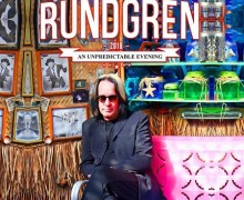 Todd Rundgren 2018 Tour Dates Announced – 'Unpredictable Tour'