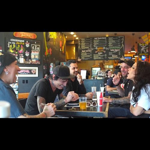 Tommy Lee @ Secret Burger Showdown - L.A. Times Food Bowl - Wallis Annenberg Center - Tickets