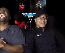 """Van Halen:  """"Ain't Talkin' Bout Love"""" – 'Lost in Vegas' Reacts – Video – Review"""