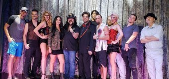 "Vinnie Paul on Zombie Burlesque Las Vegas: ""I highly recommend it !!!"""