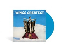 Wings 'Greatest' Vinyl Reissue – Vinyl / LP / Color
