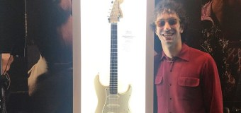 Albert Hammond Jr Signature Fender Strat – 2018 Summer NAMM – The Strokes