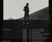 Ben Howard 2018 Tour Dates Announced for U.S./Canada w/ Wye Oak – Tickets – Red Rocks, L.A., New York
