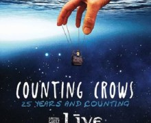 Counting Crows Launch 2018 Tour w/ LIVE in Boise – Dates/Tickets